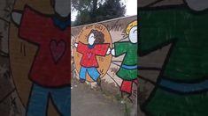 Atilla's Art Mural 1