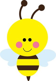 BUMBLE BEE CLIP ART