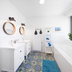 Kekinterior- Kótai Eszter Cement, Bath Mat, Bathtub, Kids Rugs, Bathroom, Modern, Home Decor, Standing Bath, Washroom