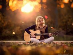 Autumn Melody by Jake Olson Studios