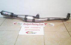Knalpot Creampie Jogja Fiz Standar Racing