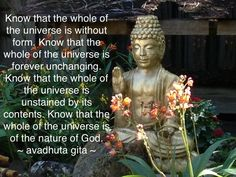 Know that the whole of the universe.....avadhuta gita