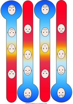 termómetro das emoções