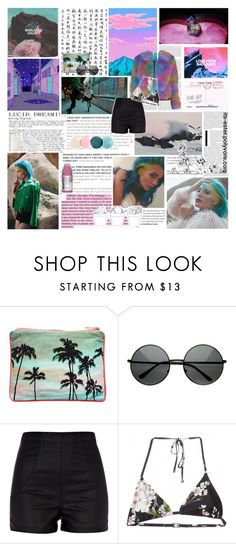 """""""❀ Because you're mine, I walk the line"""" by its-ester ❤ liked on Polyvore featuring moda, Samudra, River Island, Dolce&Gabbana, Nly Shoes, women's clothing, women's fashion, women, female y woman"""