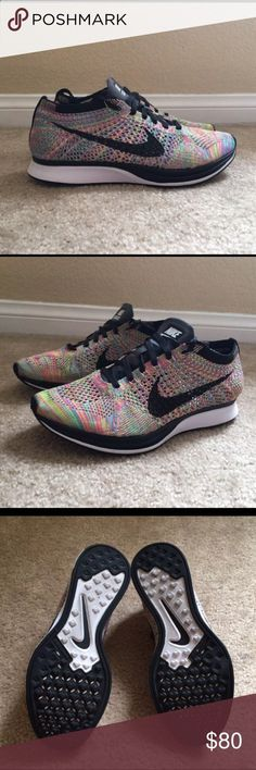 dc0a86d29301 Nike Flyknit Racer Nike Flyknit Racer Multicolor 3.0. This version is sold  out. Mens
