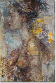 By Charles Dwyer Figure Painting, Painting & Drawing, Portrait Art, Picasso, Figurative Art, Painting Inspiration, Wisconsin, Female Art, Art Images