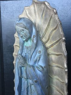 Our Lady of Guadalupe by ReginaAnnes on Etsy