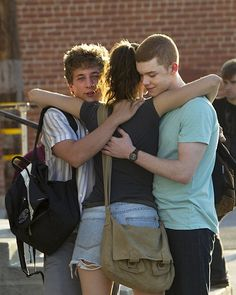 Lip, Fiona & Ian Gallagher in Shameless - one of the best shows on tv