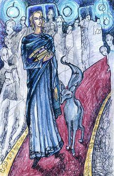 юный Шурф Лонли-Локли в ордене дырявой чаши (с) Елизавета Гашко