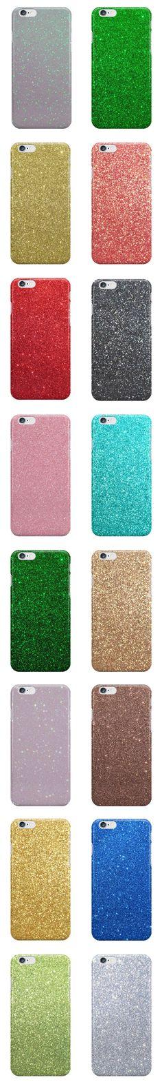 Custom Glitter Phone cases