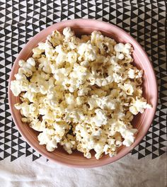 I watch a lot of movies. I've even started keep track of them all with the Letterboxd app. And yeah, I do love the movies themselves, but you want to know a secret? The driving force that compels me to go to see something in the theater (as opposed to at home) is the prospect of eating movie theater POPCORN. Yes, it's overpriced. Yes, it's full of crap and loaded with fat and calories. Yes, IT IS DELICIOUS. As long as it's not air-popped, I love popcorn so much that I would say it's my ...