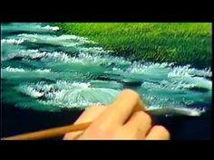 The Joy of Painting S23 09 Toward Days End DivX - YouTube