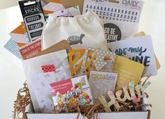 Cocoa Daisy Giveaway on the me & my BIG ideas blog!