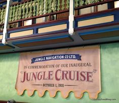 Disney World Food and Restaurants: FULL Review: The New Jungle Navigation Co., Ltd. Skipper Canteen in Magic Kingdom's Adventureland