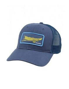 Simms High Crown Patch Trucker at Vail Valley Anglers