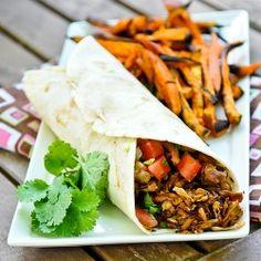 Jackfruit Carnitas: your favorite pork dish has gone vegan, gluten free and low fat!