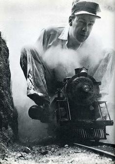 Railroad ghost?