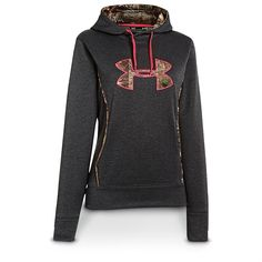 Under Armour® Storm Caliber Hoodie - perfect for fall fall weather!