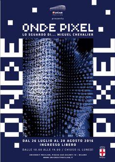 A un anno dalla sua inaugurazione, UniCredit Pavilion presenta dal 26 luglio al 28 agosto Onde Pixel - Lo Sguardo di Miguel Chevalier,…