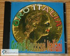 #Oro#Italia#Grandi#Successi#Italiani#Cd