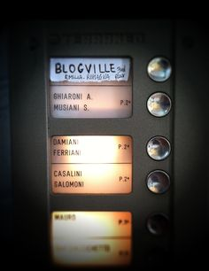 """BlogVille Day One: A View of Bologna, Italy from the iPhone"" by @poohstraveler"