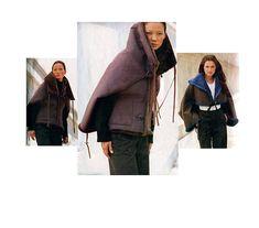 Issey Miyake Vogue Designer Jacket Pattern 2485 Uncut Sz XS S M Avant Garde in Crafts, Sewing & Fabric, Sewing Vintage Vogue Patterns, Modern Sewing Patterns, Vogue Sewing Patterns, Issey Miyake, Line Jackets, Jackets For Women, Women's Jackets, Jacket Pattern, Skirt Pants