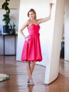 Vestidos cortos elegantes coleccion 2014