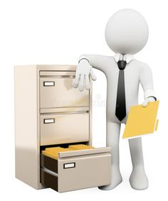 Illustration about white person sorting and filing folders in a file cabinet. Illustration of information, label, files - 30640746 Emoji Photo, Powerpoint Animation, 3d Icons, Sculpture Lessons, 3d Man, Powerpoint Design Templates, Neon Logo, School Clipart, Cartoon Stickers