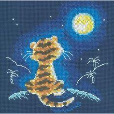 Moonlight - counted cross-stitch kit  RTO