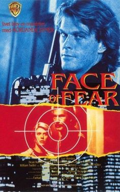 The Face of Fear (TV Movie 1990) Dean Koontz, Never Married, Married Woman, Oprah, Thriller, Movie Tv, Face, Movie Posters, Film Poster