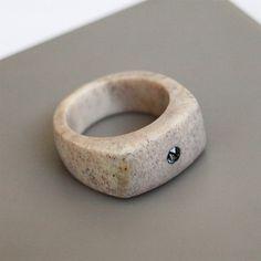 Antler ring Size 95 US Antler rings Antler jewelry Deer by BDSart Deer Antler Jewelry, Deer Antler Ring, Deer Antlers, Jade Ring, Wood Rings, Wooden Jewelry, Dremel, Sheds, Rainbows