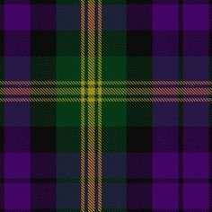 The Scottish Register of Tartans (the Register) is a national repository of tartan designs. It is an on-line website database facility maintained by the National Records of Scotland, an executive agency of the Scottish Government. Scottish Clan Tartans, Scottish Clans, Fabric Patterns, Beading Patterns, Tartan Kilt, Tartan Fabric, Tartan Pattern, Celtic Designs, Textiles