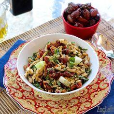 Flavorful Mediterranean Orzo Salad from Zagleft