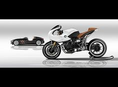 profil bmw cafe racer and 318 hommage