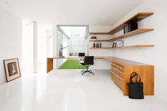 Minimalist Office Space