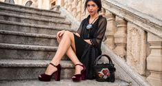 Le borse della linea Ex Voto siciliani tra la collezione invernale Made in Sicily