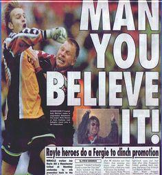 Man you believe it