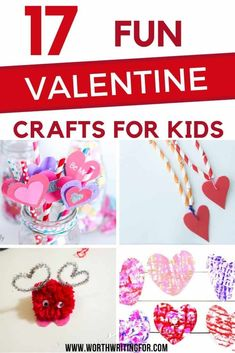 I love these Valentines Day crafts for kids! Fun Valentine activities for kids to make at home or at a Valentines Day party these holiday kids crafts are exactly what you need! The perfect Valentines Day craft ideas for a fun filled day with kids! Valentine's Day Crafts For Kids, Valentine Crafts For Kids, Valentines Day Party, Toddler Crafts, Fun Activities For Toddlers, Valentine Activities, Kids Fun, Indoor Activities, Valentine's Day Quotes