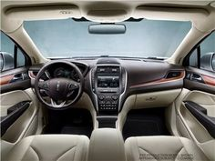 Take a seat inside the brand new #LincolnMKC!