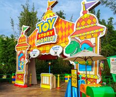 Walt Disney World Toy Story Land Opening. Book your Disney Vacation with Air Canada Vacations Vacation Resorts, Disney World Resorts, Disney Vacations, Walt Disney World, Giant Building Blocks, Board Game Pieces, Disney World Magic Kingdom, Toy Story, Toys
