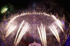 London 2012: Olympics Closing Ceremonies
