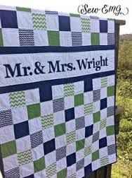 Image result for wedding signature quilts