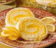 Rezept Zitronenrolle, superköstlich! von liebstock - Rezept der Kategorie Backen süß