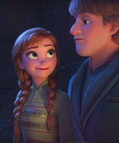 i watched frozen 2 and it was so amazing Walt Disney Pixar, Film Disney, Disney Rapunzel, Disney Couples, Disney And Dreamworks, Disney Movies, Frozen Anna And Kristoff, Hans Frozen, Disney Frozen Elsa