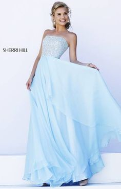 soooo cute! Sherri Hill 2015 prom dress