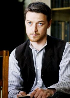 "James McAvoy in ""The Last Station"" Amazing movie. Watched <3"
