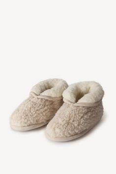 Cuff Slippers - Natural ce344751d