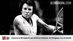 Conozca a 50 mujeres que hicieron historia, en Paraguay y en el mundo - ...