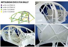 FIA ASN Rollcage - Roll Cage - Product Information