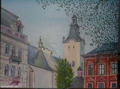 Painting of Lviv